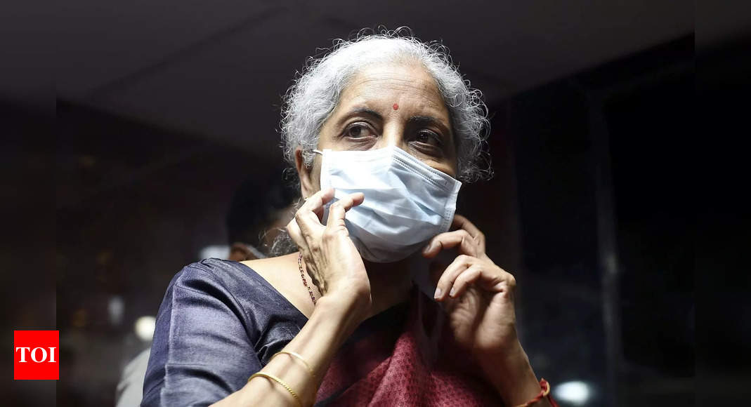 Climate financing area of worry: Sitharaman