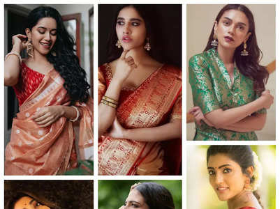 T'wood actresses who dazzled in festive wear