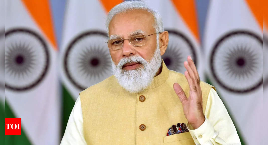 UP polls 2022: BJP plans massive rally of PM Modi in Varanasi, dates to be finalised soon