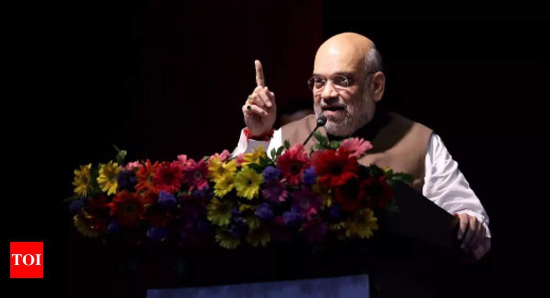 chandra bose:   Efforts made to diminish image of many freedom fighters, time to change this: Amit Shah | India News – Times of India