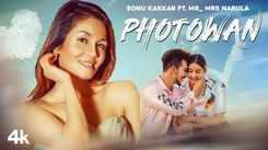 Check Out Latest Punjabi Song Music Video - 'Photowan' Sung By Sonu Kakkar