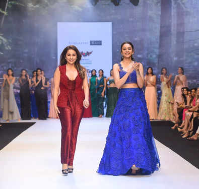 Bombay Times Fashion Week bewitching fashion lovers with the Indian charm