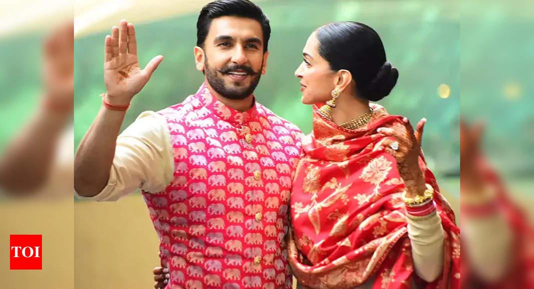 Ranveer Singh wants a daughter like Deepika Padukone, says he is already finalizing baby names – Times of India
