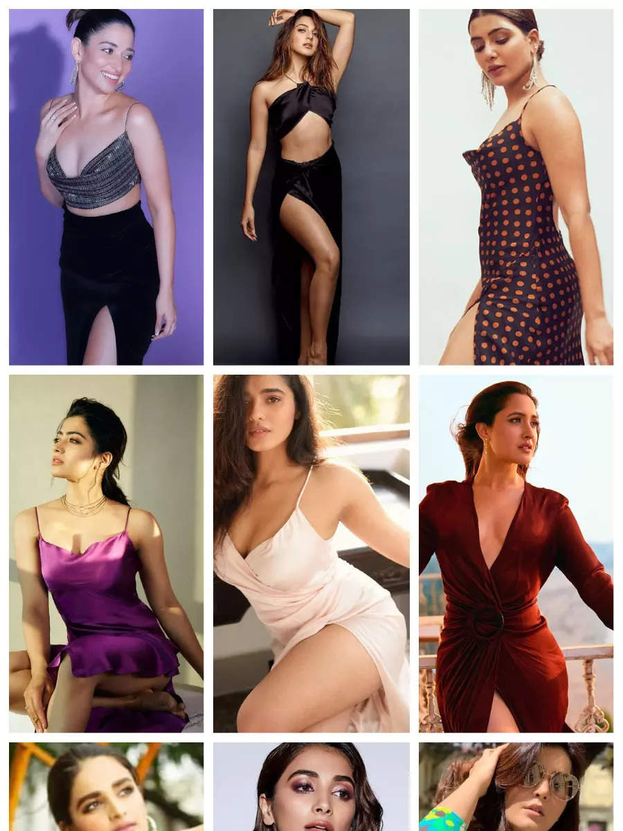 T'wood actresses show off their toned legs