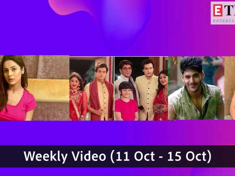 Mohsin Khan's last day on Yeh Rishta set, hehnaaz Gill says 'Honsla Rakh'; TV news of the week