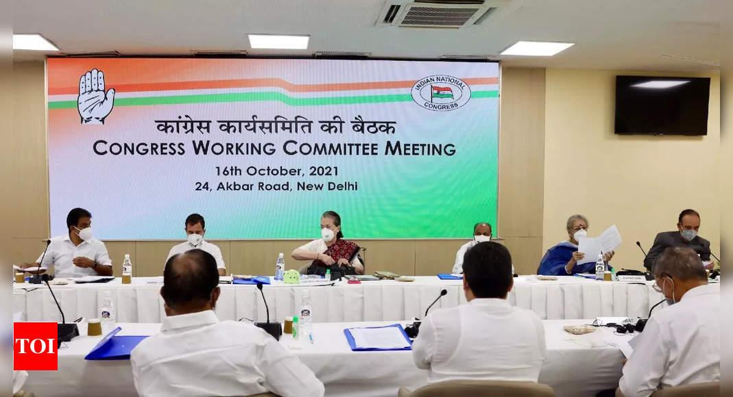 CWC unanimous to make Rahul Gandhi Congress chief: Meira Kumar