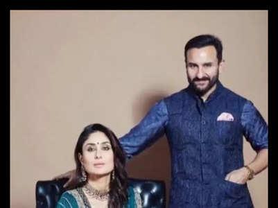 Kareena and Saif Ali Khan's priceless pics
