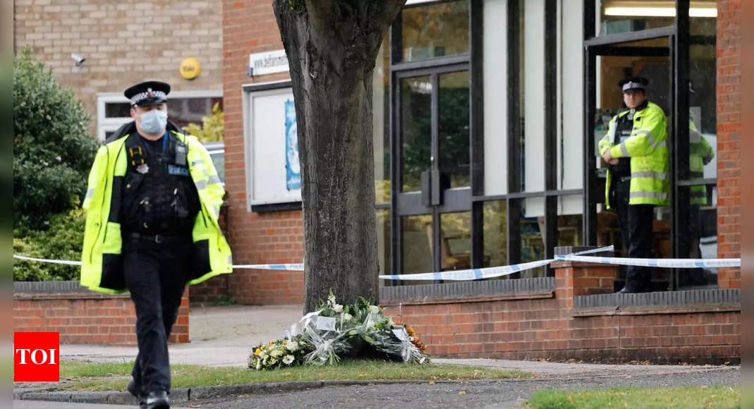 Scotland Yard probes Islamist terror link to British MP's fatal stabbing – Times of India