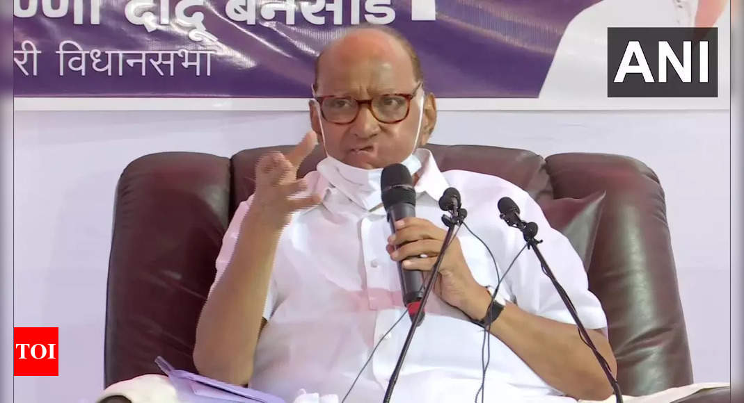 Will meet Amit Shah, says Sharad Pawar on extension of BSF's operational jurisdiction