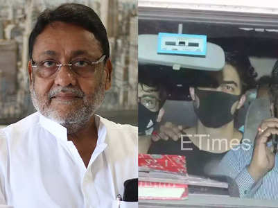 Why 'family friend' of NCB official appeared as a witness, asks Maha minister