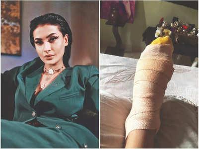 Pavitra Punia advised three weeks bed rest
