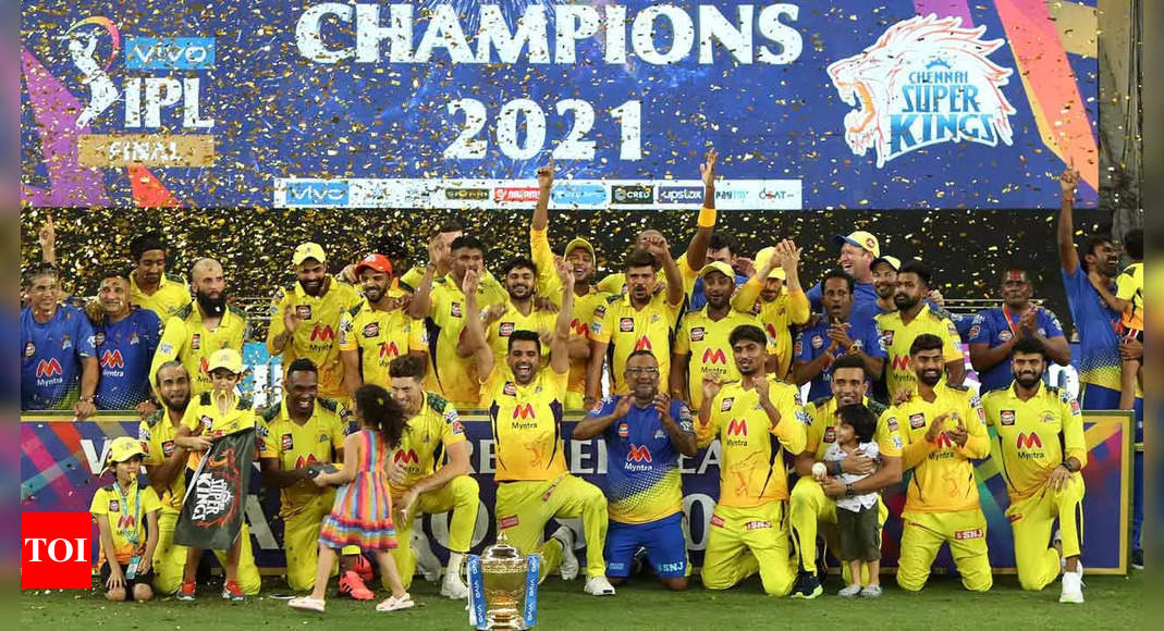 Back to the past to remain Chennai Super Kings' motto
