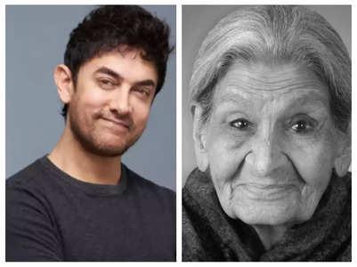 Aamir mourns the demise of Farrukh Jaffar