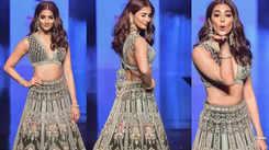 Bombay Times Fashion Week 2021: Pooja Hegde turns showstopper for Kalki
