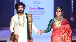 Bombay Times Fashion Week 2021: Vyusti showcases her collection on Day 2