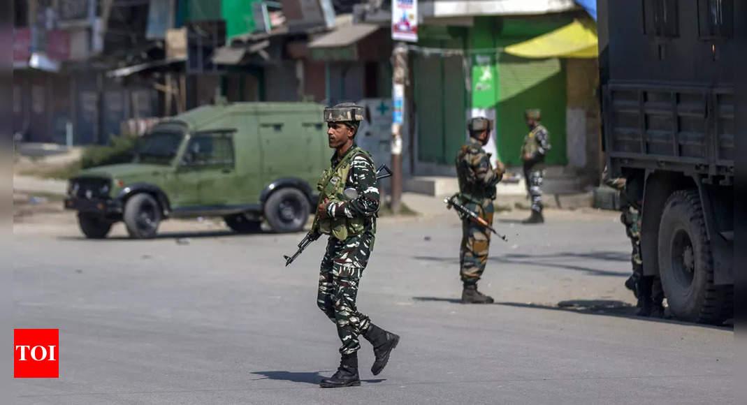 We will hunt down terrorists and their sympathisers: J&K LG on civilian killings | India News