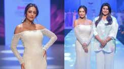 Bombay Times Fashion Week 2021: Malaika Arora walks the ramp as Daisy showcases her collection