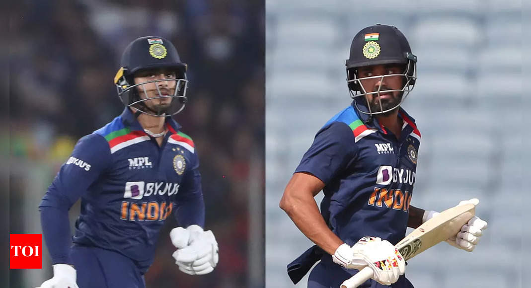 India's T20 WC warm-up worries: Kishan or Rahul as second opener