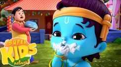Watch Popular Kids Rhymes In Hindi - Govinda Aaya Re | Videos For Kids | Kids Cartoons | Cartoon Animation For Children