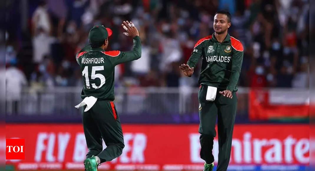 Shakib Al Hasan overtakes Lasith Malinga as leading T20 wicket-taker