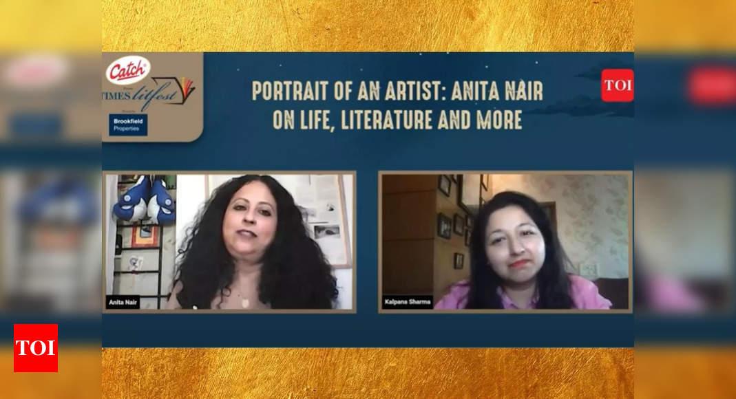 My next is called 'Burden of Proof': Anita