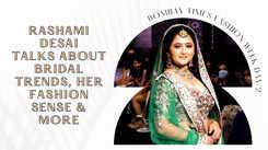 Rashami Desai Talks About Bridal Trends, Her Fashion Sense & More
