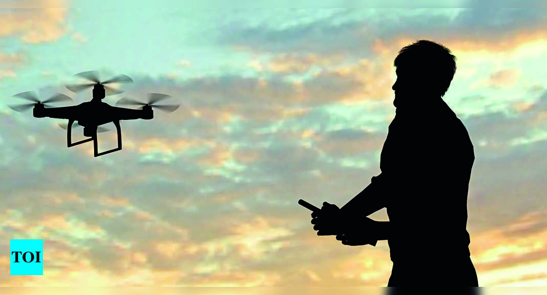 Drones in check-in bags, batteries in hand baggage allowed