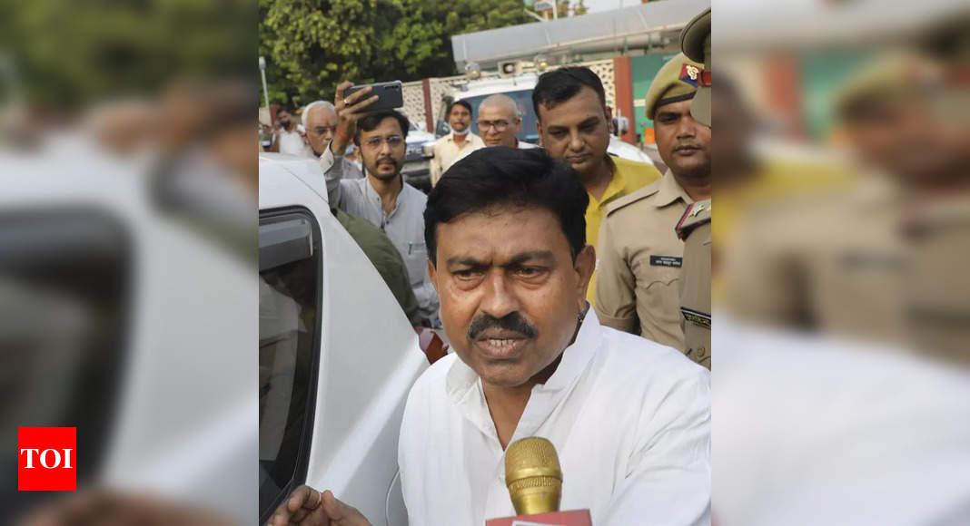 Mishra blames Uttar Pradesh cops for BJP man's snatching, killing