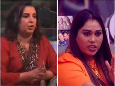 BB 15: Farah compares Afsana to Dolly Bindra