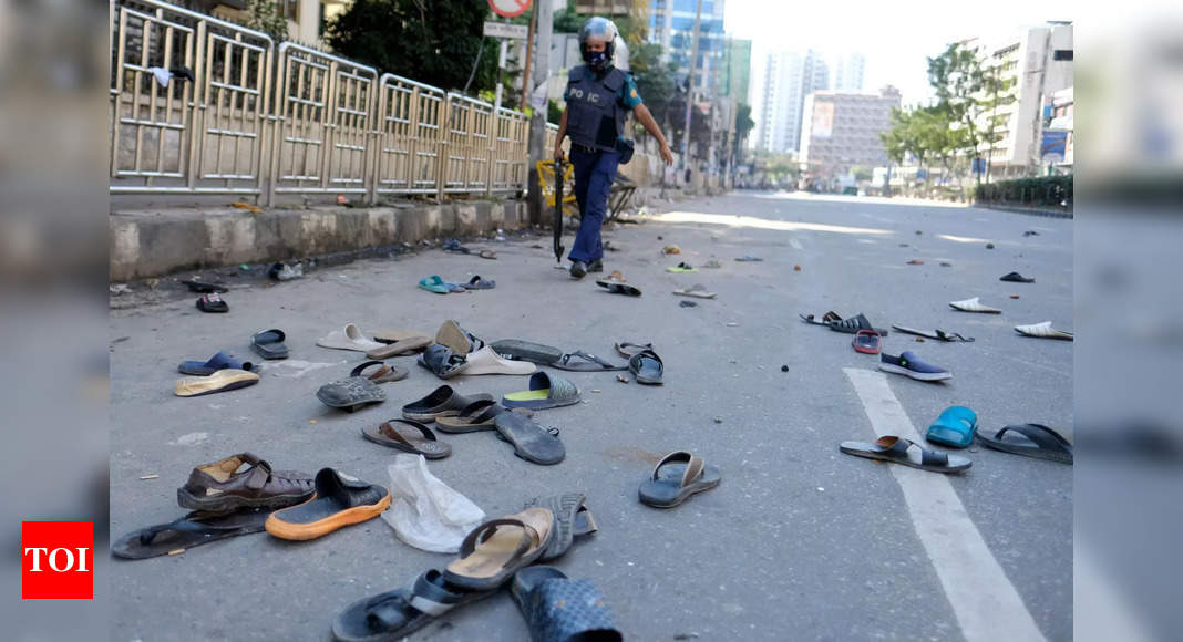 Mob burns down 20 Hindu homes in Bangladesh's Rangpur: Report