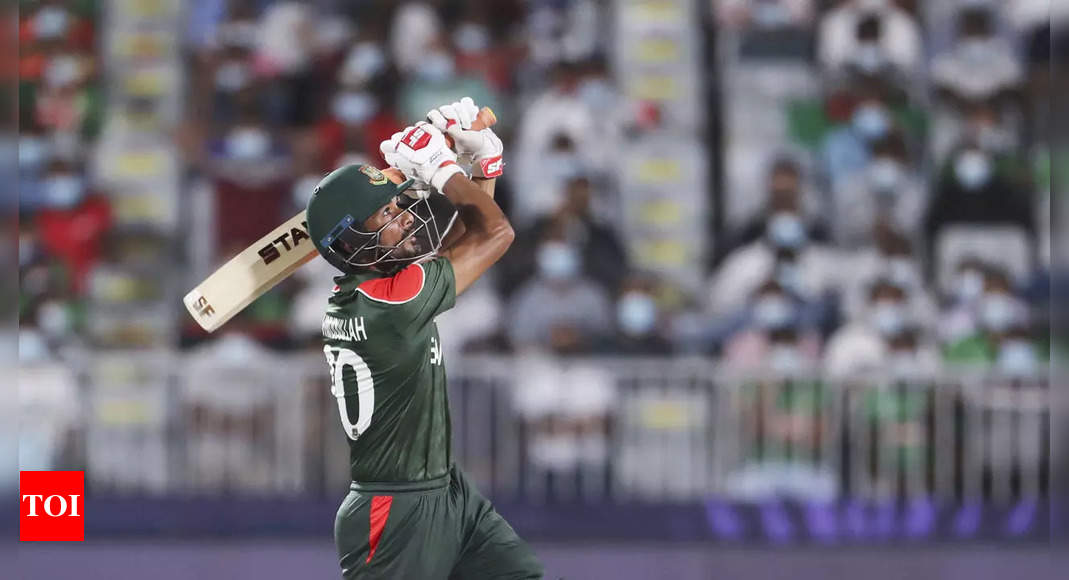 There needs to be a look-in, says shocked Bangladesh captain Mahmudullah