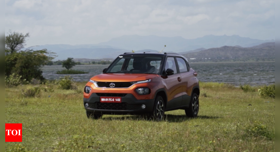 Tata Punch SUV launched at Rs 5.49 lakh