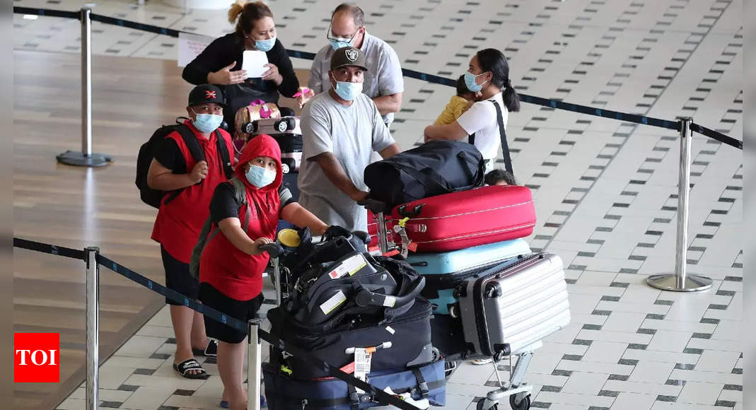 Australia's Queensland state to open to vaccinated travellers