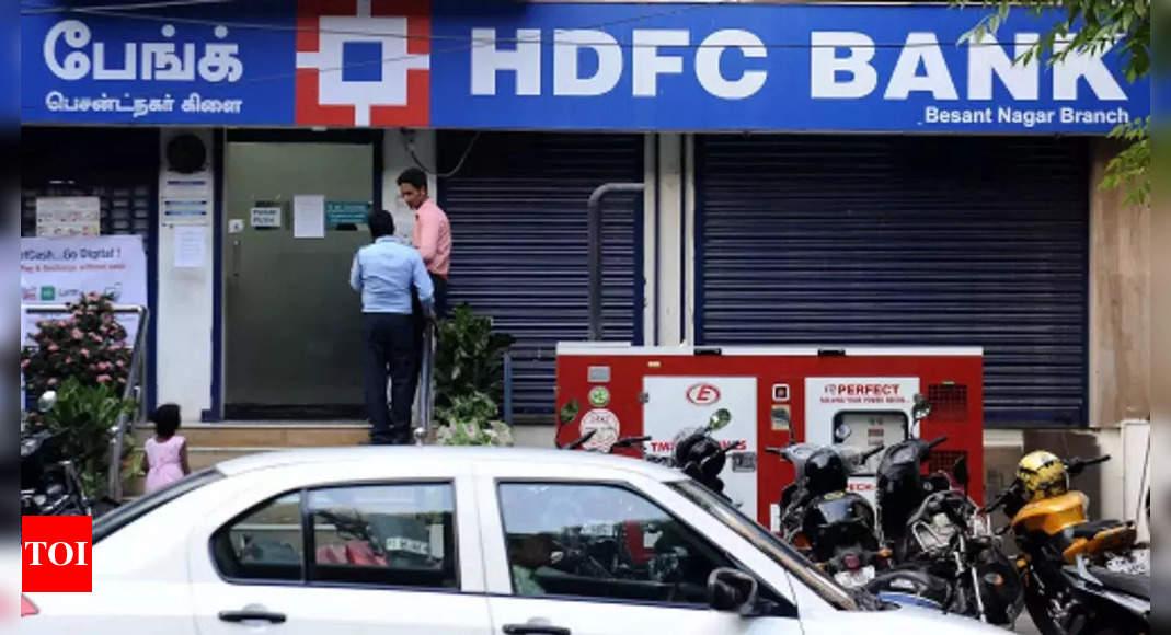 HDFC Bank's recast loans rise to 1.7%, NPAs ease