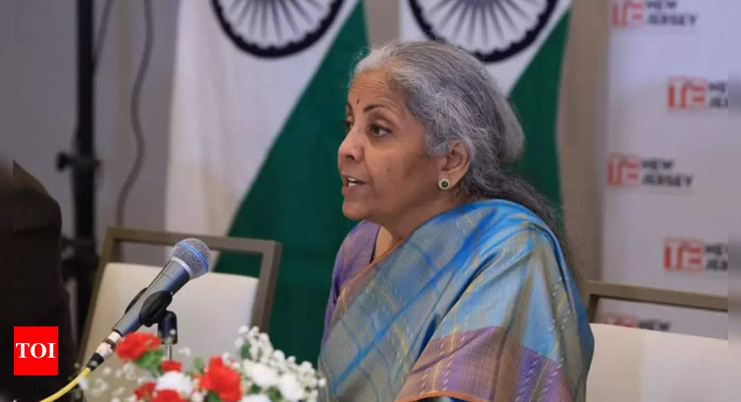 Nirmala Sitharaman highlights need to keep supply chains open for vaccine raw materials to combat Covid-19