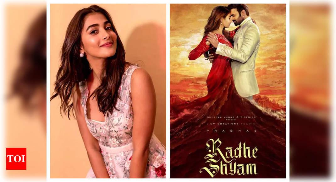 Pooja Hegde talks to fans about Radhe Shyam