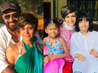 Mandira Bedi on life post husband's demise