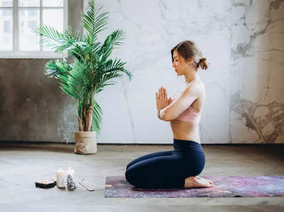 Yoga techniques to help relieve stress