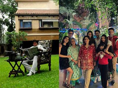 Assets owned by Big B, Abhishek & Aishwarya