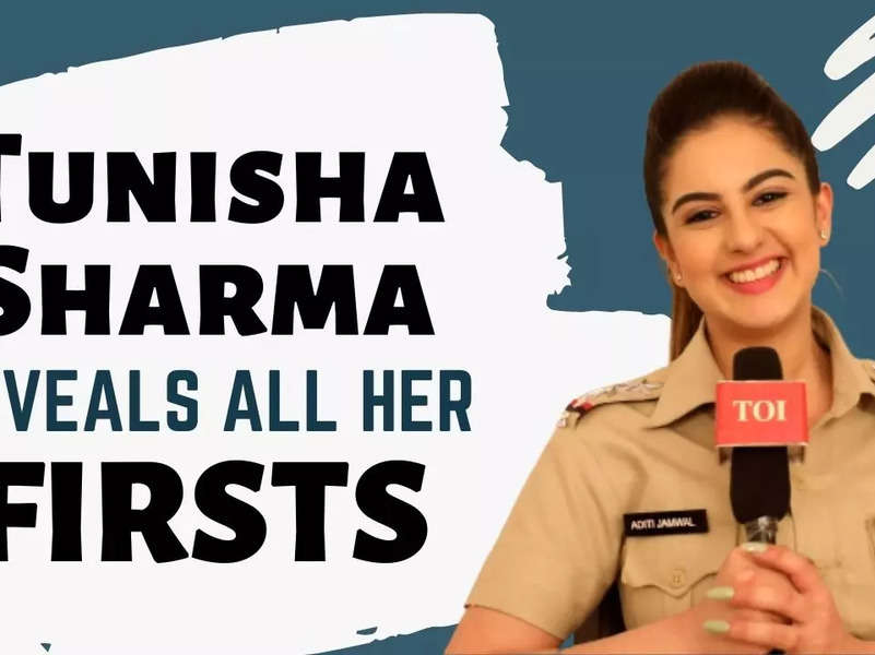 'Found first love letter under my desk, but nothing happened', Tunisha Sharma reveals in 'All my Firsts'