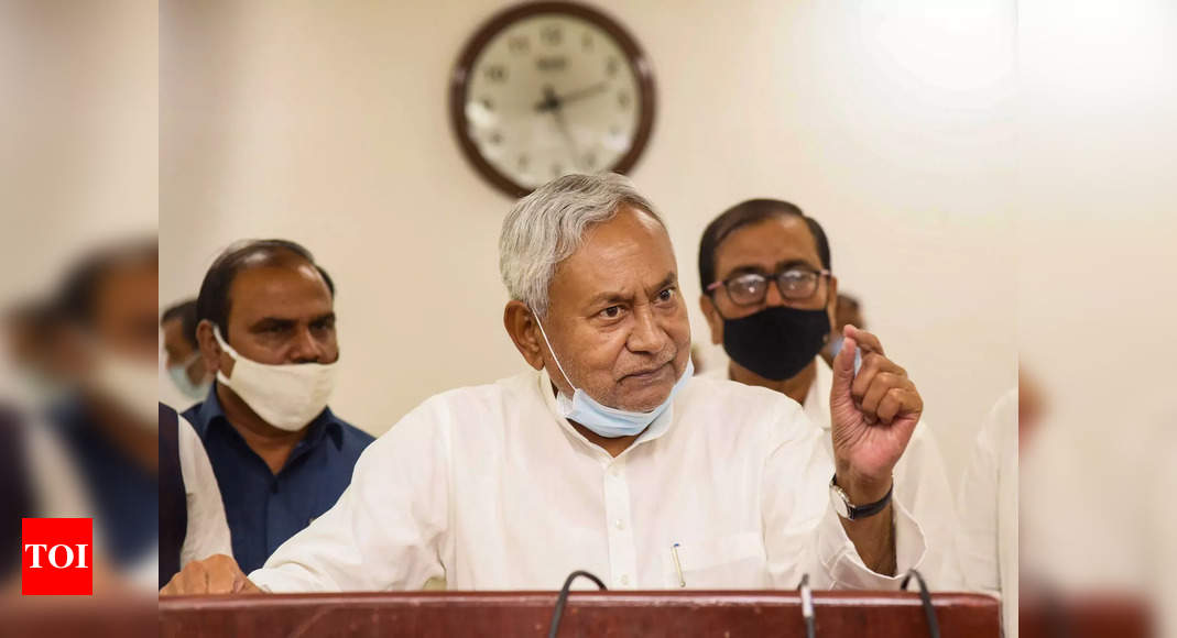 Stern action must be taken in recent killings of people from Bihar in Kashmir, says Nitish Kumar