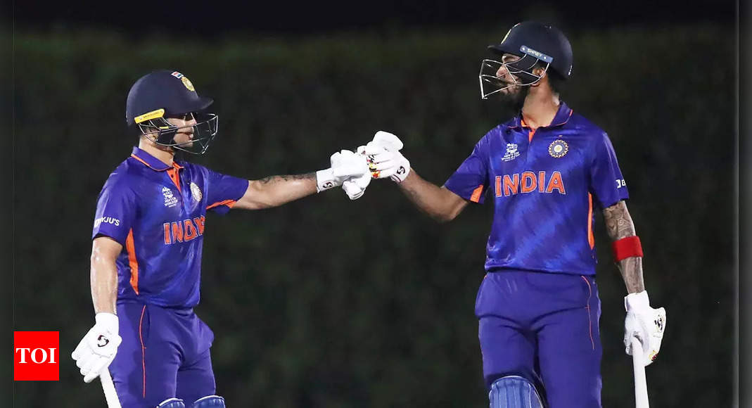 T20 WC Warm-up: Rahul, Ishan seal India's 7-wicket win over England