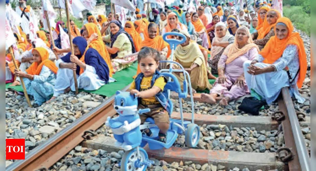Rail roko: Stir halts 210 trains, North India hit hardest