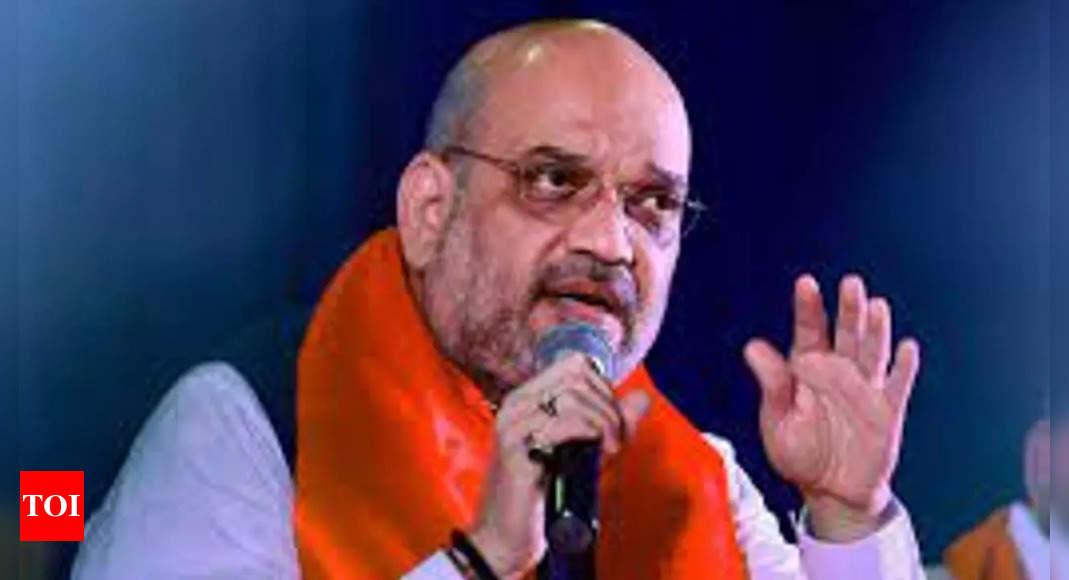Shah reviews internal security, discusses J&K targeted killings