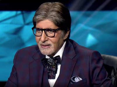 Big B on why his dad chose 'Bachchan' surname