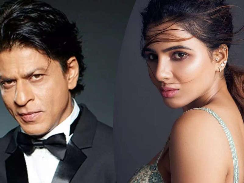 Did Samantha Ruth Prabhu reject Shah Rukh Khan-Atlee's movie 'Lion'? Deets inside