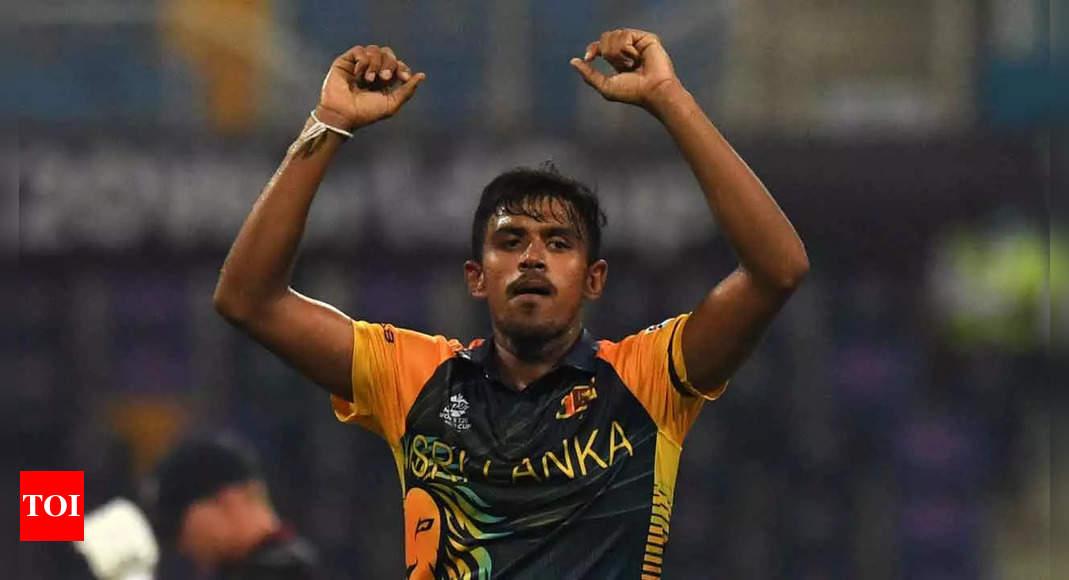 T20 WC: Theekshana has a lot more to offer, says SL skipper