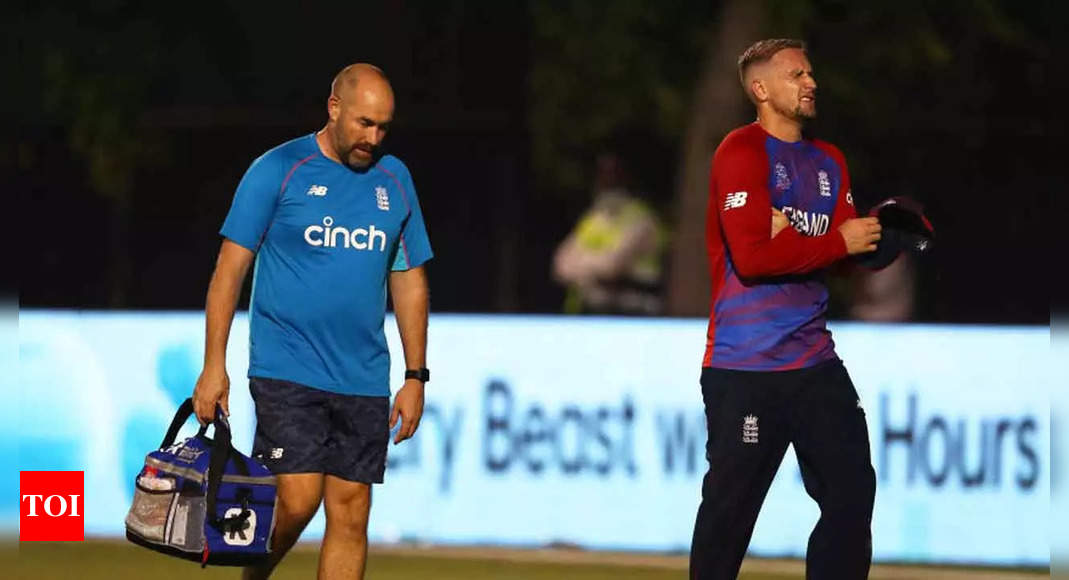 Injury scare for England's Livingstone before T20 WC opener
