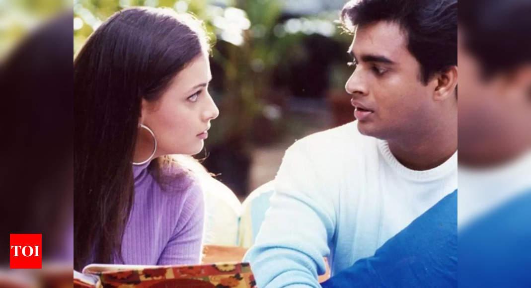 Dia Mirza marks 20 years of RHTDM