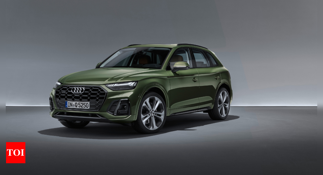 2021 Audi Q5 pre-launch bookings open for Rs 2 lakh